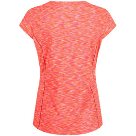 Regatta Hyperdimension T-shirt Femme, shock orange